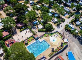 Campasun Parc Mogador, accessible hotel in Sanary-sur-Mer