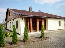 Villa Copernic, отель в Несвиже