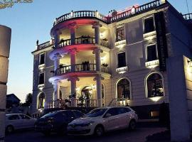 Hotel Premier Class, hotel in Valea Lupului