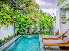 Tamyang Ubud Villas, holiday park in Ubud