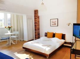 Piata Victoriei Kiseleff Park Apartment Studio, hotel in Bucharest
