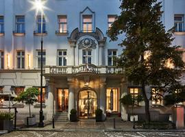 H15 Boutique Hotel, hotel in Warschau