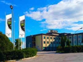 Hotel Tower Inn Pisa Valdera, hotell i Pontedera