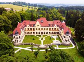 Rubezahl-Marienbad Luxury Historical Castle Hotel & Golf-Castle Hotel Collection, hotel in Mariánské Lázně