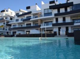 Residence Muna 3055, hotel en Orihuela Costa