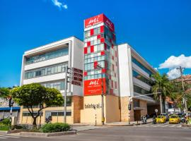 Mi Hotel Sandiego, hotel cerca de Hospital General de Medellín, Medellín