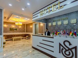 Mensen Hotel Baku, hotel em Baku