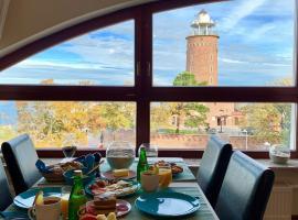 Apartament Kołobrzeg Przy Morzu – hotel w pobliżu miejsca Molo w Kołobrzegu w Kołobrzegu