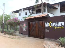 macambira café pousada, accessible hotel in Delmiro Gouveia