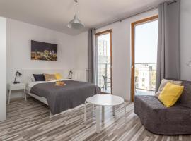 Warsaw Kasprzaka ApartHotel – hotel w Warszawie