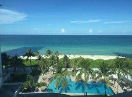 Casablanca Oceanfront with FULL KITCHENS by TSBS Private Rentals, serviced apartment in Miami Beach