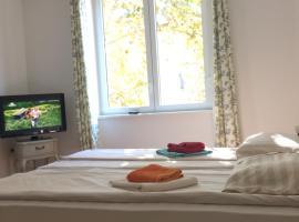 Cricket Park Hostel, hostelli Belgradissa