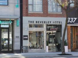 The Beverley Hotel, hotel near Toronto Eaton Center, Toronto