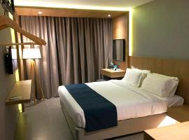 Orange Business Hotel Petaling Jaya、ペタリンジャヤのホテル