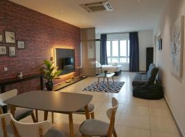 PM Octagon Ipoh Suites & Apartment 3, apartment in Ipoh