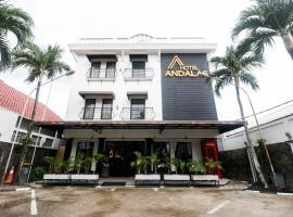 RedDoorz Plus @ Jalan Raden Intan Lampung, hotel di Bandar Lampung