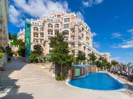La Mer Apartcomplex, апартамент на хотелски принцип в Златни пясъци