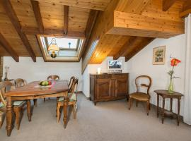 Holiday Apartment Residence Bellevue Zermatt, apartment in Zermatt