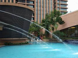 Carlton Suites At Berjaya Times Square KL City Centre, hotel with pools in Kuala Lumpur