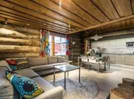 Levikaira Apartments - Log Cabins, hotel in Levi