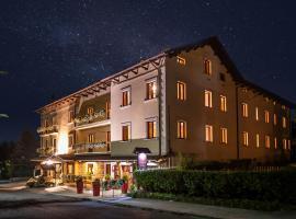 Relais Ducale Spa & Pool, hotel in zona Seggiovia Le Piane-Guado di Coccia, Pescocostanzo