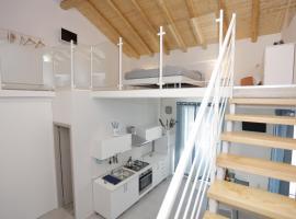 I Loft di Nonna Vincenza, camera con cucina a Catania