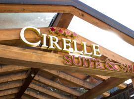 Hotel Cirelle Suite & Spa, hotel in Canazei