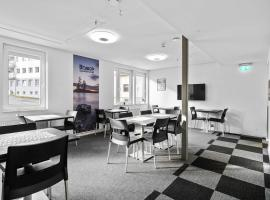 Brygga Gjestehus, hotel in Harstad
