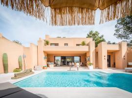 La Villa, hotel a Cala Vadella