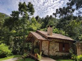 Refúgio Mantiqueira, hotel perto de Pedra do Bauzinho, São Bento do Sapucaí