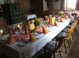 Gasthaus zum Stausee, Hotel in Grafenau