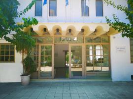 Apollon Hotel, hotel in Agios Nikolaos
