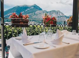 Hotel Suisse, отель в городе Белладжо