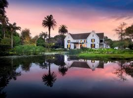 The Manor House at Fancourt, hotel in George