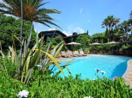 Lodge de Charme A Cheda, hôtel à Bonifacio près de: Golf de Sperone