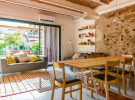 Casa Creu, apartment in Sant Feliu de Guíxols