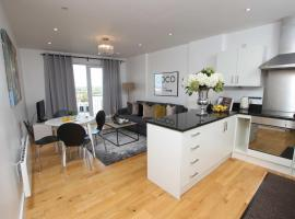Aisiki Apartments at Clarendon Lofts, hotel near The Grove Golf Course, Watford