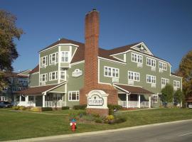 Ivy Court Inn and Suites, hotel v destinaci South Bend