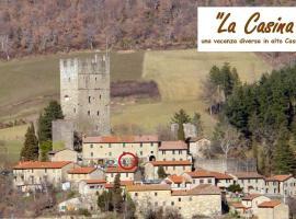 La Casina, hotel in Stia