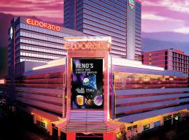Eldorado Resort Casino at THE ROW, hotel near Reno-Tahoe International Airport - RNO,