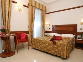 Hotel San Carlo, hotel near Villa Borghese, Rome