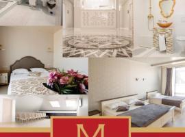 Hotel Merty, хотел в Констанца