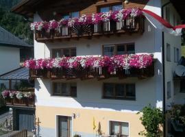 Apart Ferienglück, hotel in Kauns