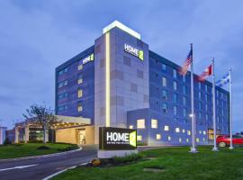 Home2 Suites By Hilton Montreal Dorval, hotel near Montreal-Pierre Elliott Trudeau International Airport - YUL,