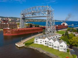 South Pier Inn, romantic hotel in Duluth