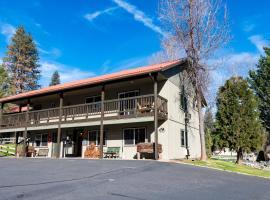 Yosemite Westgate Lodge – hotel w mieście Groveland
