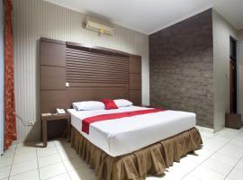 RedDoorz @ Surapati, hotel in Bandung