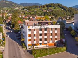 Sonne 1806 - Hotel am Campus Dornbirn, hotel in Dornbirn