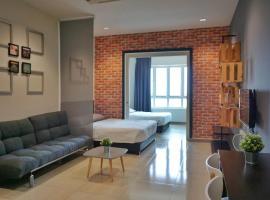 PM Octagon Ipoh Suites & Apartment 2, apartment in Ipoh