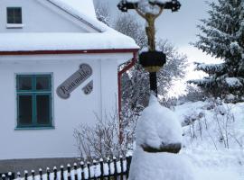 Rainmühle, hotel poblíž významného místa Klášter Teplá, Mariánské Lázně